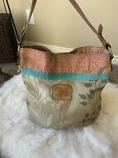 Fossil <b>Leather Hobo Bags</b> for <b>Women</b> for sale | eBay