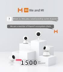 PT H.265 1080 P беспроводная домашняя безопасность <b>Xiaomi</b> ...
