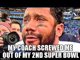 UPDATED: The Best Memes from Super Bowl XLIX inc. Pats Victory ... via Relatably.com
