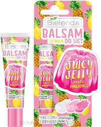 """<b>Бальзам для губ</b> """"Exotic <b>Pineapple</b>"""" - Bielenda Juicy Jelly:купить с ..."""