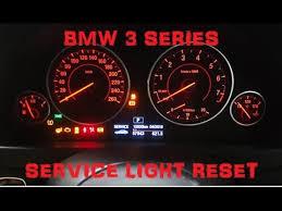 How to reset <b>BMW 3 series</b> service lights (<b>F30</b>,F31,F34,<b>F35</b> ...