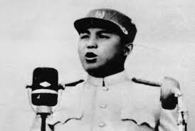 「1945、金日成が初の公開演説」の画像検索結果