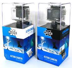 <b>Экшн</b>-<b>камеры X</b>-<b>Ride</b> Ultra HD и <b>X</b>-<b>Ride Full HD</b>