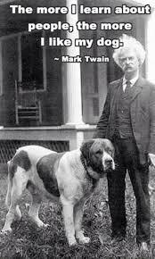Mark Twain funny pic