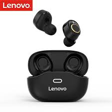 <b>Lenovo X18 TWS</b> Earphones BT 5.0 Wireless Headset Touch ...