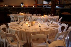 Round Function Tables Tables And Chairs 1888builders Wedding Rentals