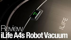 <b>iLife A4s</b> Robot Vacuum Cleaner Review - YouTube