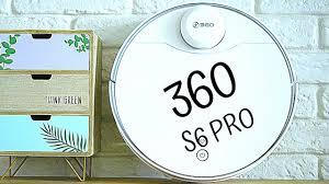 iRobot Roomba's best Alternative? <b>360 S6 Pro</b> / S9 Robot Vacuum ...