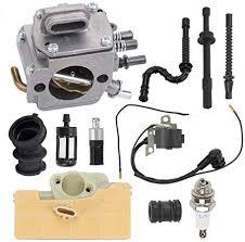 Hayskill MS290 <b>Carburetor</b> with 0000 400 1300 <b>Ignition Coil</b> Oil <b>Fuel</b> ...