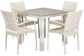 <b>Комплект</b> плетеной <b>мебели Афина</b> T341A/Y376A-W85-90x90 ...