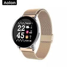 Aolon <b>W8 Sports Smart</b> Watch Fitness Tracker Weather Forecast ...