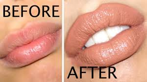 How to Make Your Lips Look BIGGER in 5 Minutes!!! - YouTube