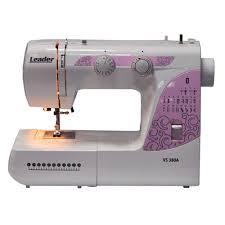 19 отзывов на <b>Швейная машина Leader</b> VS380A от покупателей ...