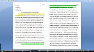 how to write a mla essay