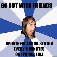 Image - 131779] | Annoying Facebook Girl | Know Your Meme via Relatably.com