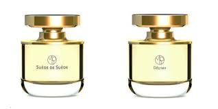 Mona Di Orio <b>Suède de Suède</b> and Dõjima perfume reviews