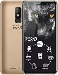 Купить <b>Смартфон Black Fox B4</b> NFC 16GB Gold по выгодной цене ...