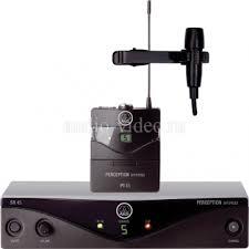 <b>Радиосистема AKG Perception Wireless</b> Presenter Set BD A