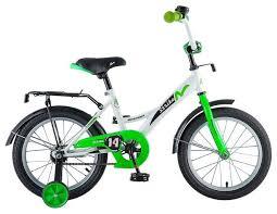 Детский <b>велосипед Novatrack</b> Strike <b>14</b>... — купить по выгодной ...