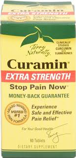 Terry Naturally Curamin® Extra Strength, 60 ... - Fry's Food Stores