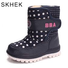 <b>SKHEK</b> botas <b>boots</b> winter boy girl <b>rubber</b> snow <b>boots children</b> 's ...