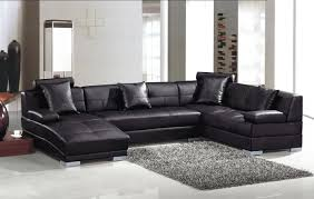 black leather sectional sofa living room living rooms modern leather living room furniture wallpaper astounding modern black leather living room