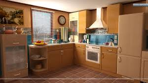 clean kitchen: download   ready to cook in clean kitchen