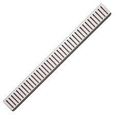Водоотводящая <b>решетка AlcaPlast PURE</b>-550L (550 мм ...