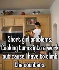 FunniestMemes.com - Funniest Memes - [Short Girl Problems...] via Relatably.com