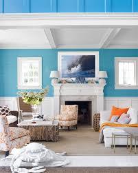 coastal beach house style dining room
