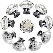 northern brothers drawer knob pull handle crystal glass diamond shape cabinet drawer pulls cupboard knobs with cabinet hardware gt cabinet pulls gt