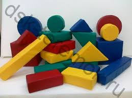 <b>Набор</b> строительный <b>20 элементов</b>