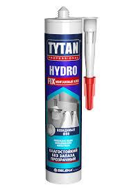 <b>Монтажный Клей</b> HYDRO FIX - <b>Tytan</b> Professional