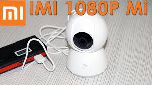 ОБЗОР XIAOMI IMI 1080P <b>MI</b> ПОВОРОТНАЯ КАМЕРА 360° WIFI ...