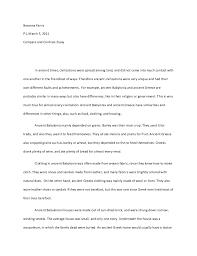 Compare contrast essay topics college level Pinterest
