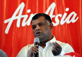 Berita Media Malaysia Konyol kata CEO AirAsia