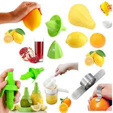 Silicone <b>Citrus</b> Orange <b>Juicer Lemon Lime</b> Fruit Hand <b>Squeezer</b> ...