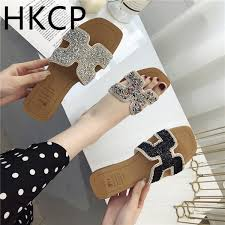 <b>HKCP Fashion</b> Women'S Flip Flops The <b>2019</b> Summer <b>New</b> Coat ...