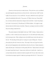 literary analysis essay example short story literary short stories essay