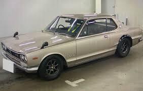 For Sale: 1971 Nissan Skyline <b>GT</b>-<b>R</b> KPGC10 '<b>Hakosuka</b> ...