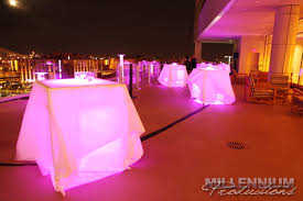 learn more at discjockeyorg beautiful color table uplighting