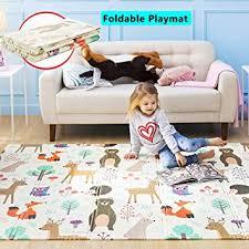 <b>Baby</b> Play Mat <b>XPE</b> Foam Floor Gym Children Mats 58x77In <b>Baby</b> ...