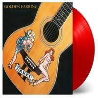 <b>Golden Earring</b> : <b>Naked</b>    -coloured/insert- - Record Shop X