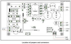 dimmer til led v led light dimmer controler hpl sp products from v dimming driver wiring diagram diagrams and