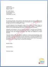 cover letter recent graduate template application letter cover cover letter 10