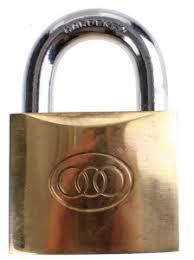 Buy <b>Locks padlock</b> - Internet-Bikes