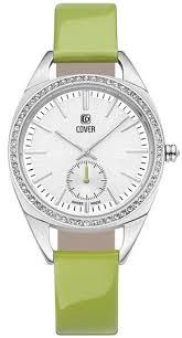 Купить Женские <b>часы Cover</b> Circle-Oval <b>CO177</b>.<b>04</b> | Наручные ...