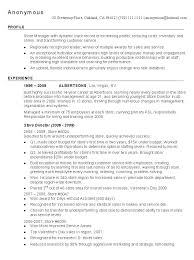 example retail sales associate resume  seangarrette coexample retail  s associate