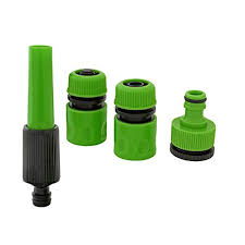 <b>4 Piece Garden</b> Hose Pipe Tap Connector F- Buy Online in Jamaica ...