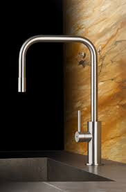 Stainless Steel Kitchen Faucets Exquisite Kitchen Faucets Merge Italian Design With Elegant Aesthetics